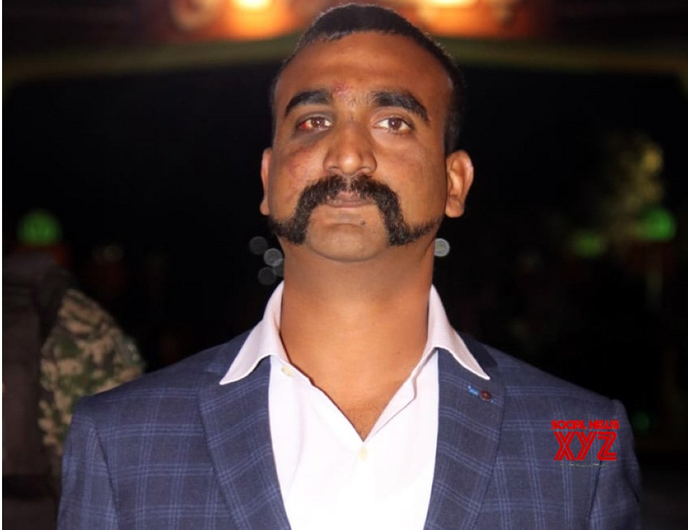 IAF commander Abhinandan campaigns for BJP?