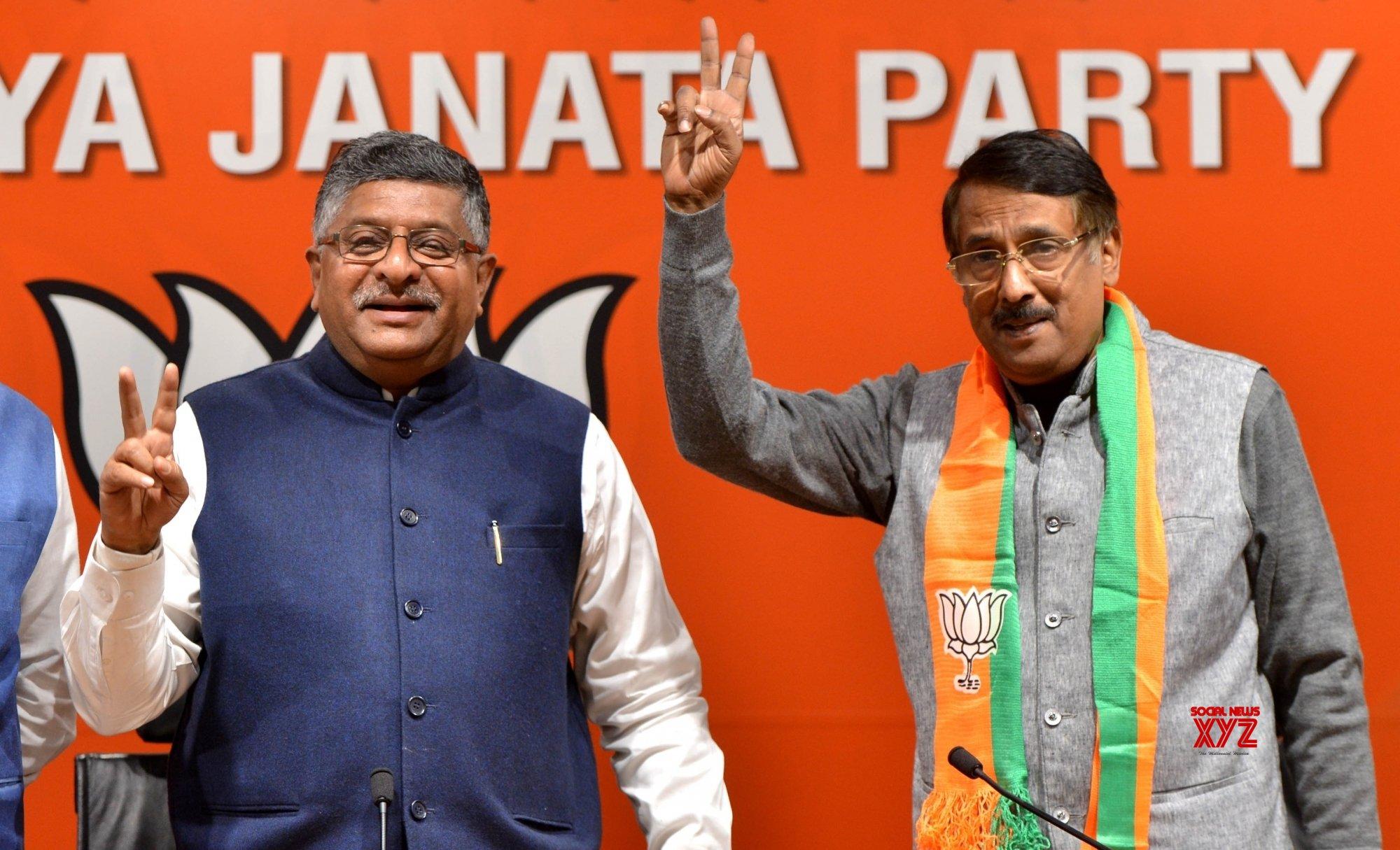 Gandhi family loyalist Tom Vadakkan joins BJP
