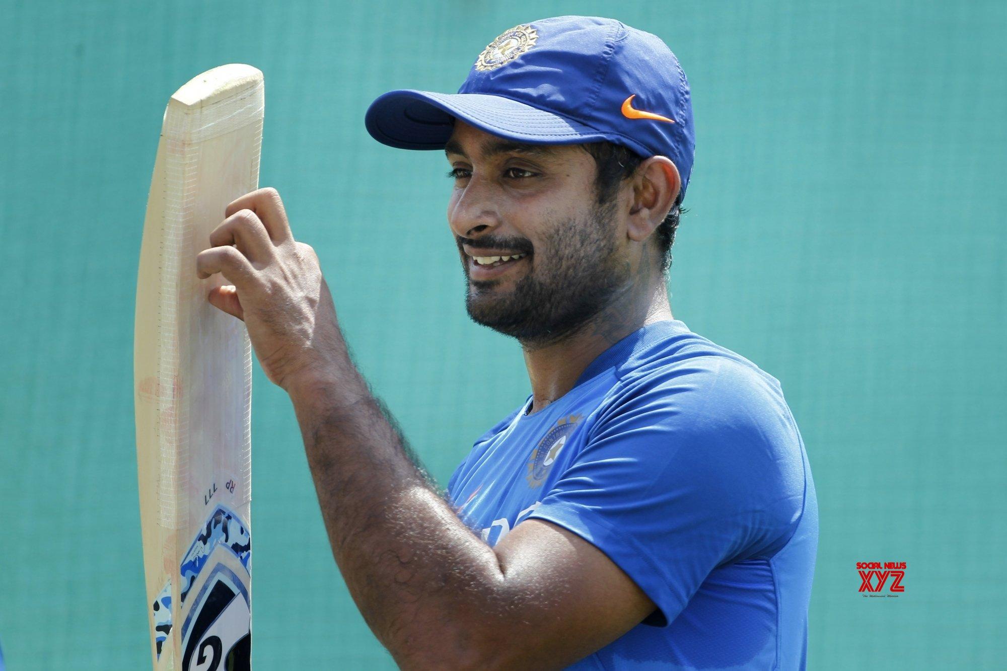 Rayudu reacts to World Cup snub in social media