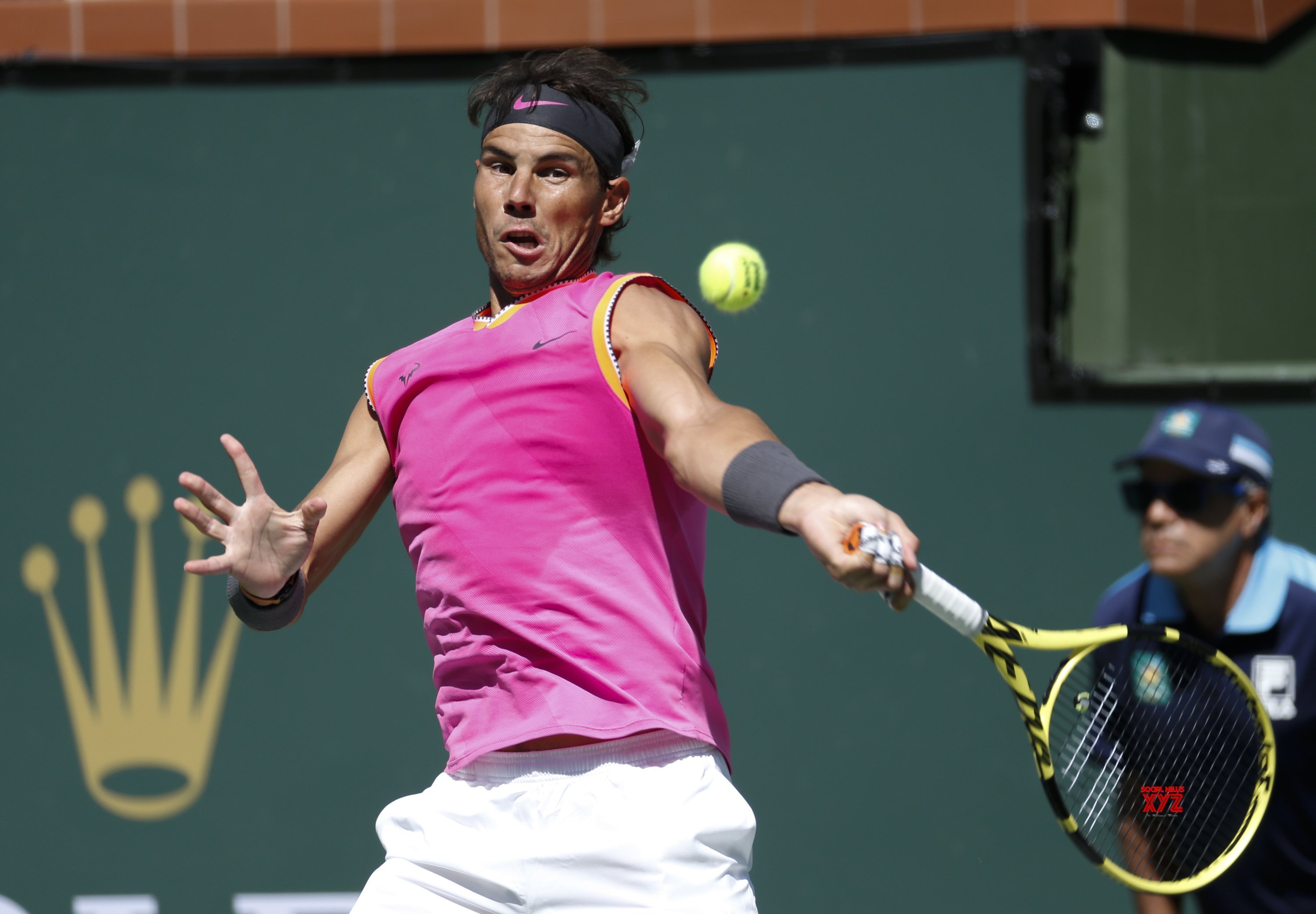 US - INDIAN WELLS - TENNIS - ATP - BNP PARIBAS OPEN #Gallery