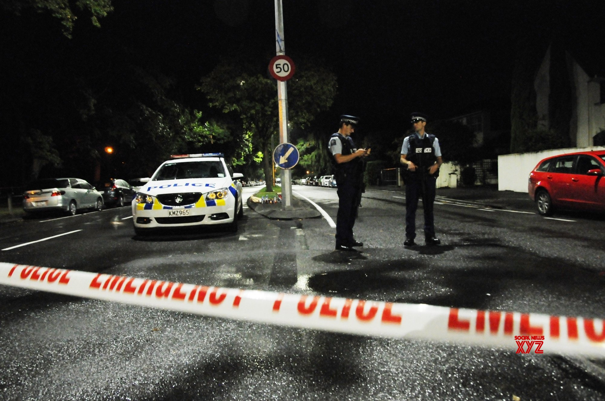 49 die in NZ mosque firing, close shave for B'desh cricketers