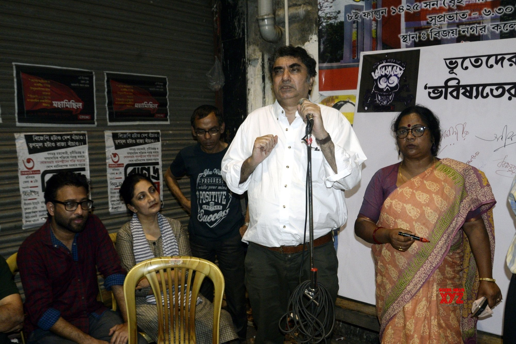 Portrayal of democracy in Bengal grandstanding: Filmmaker