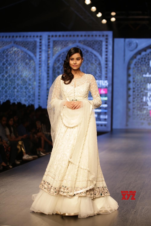 New Delhi: Lotus India Fashion Week - Day 3 - Rabani and Rakha's show #Gallery