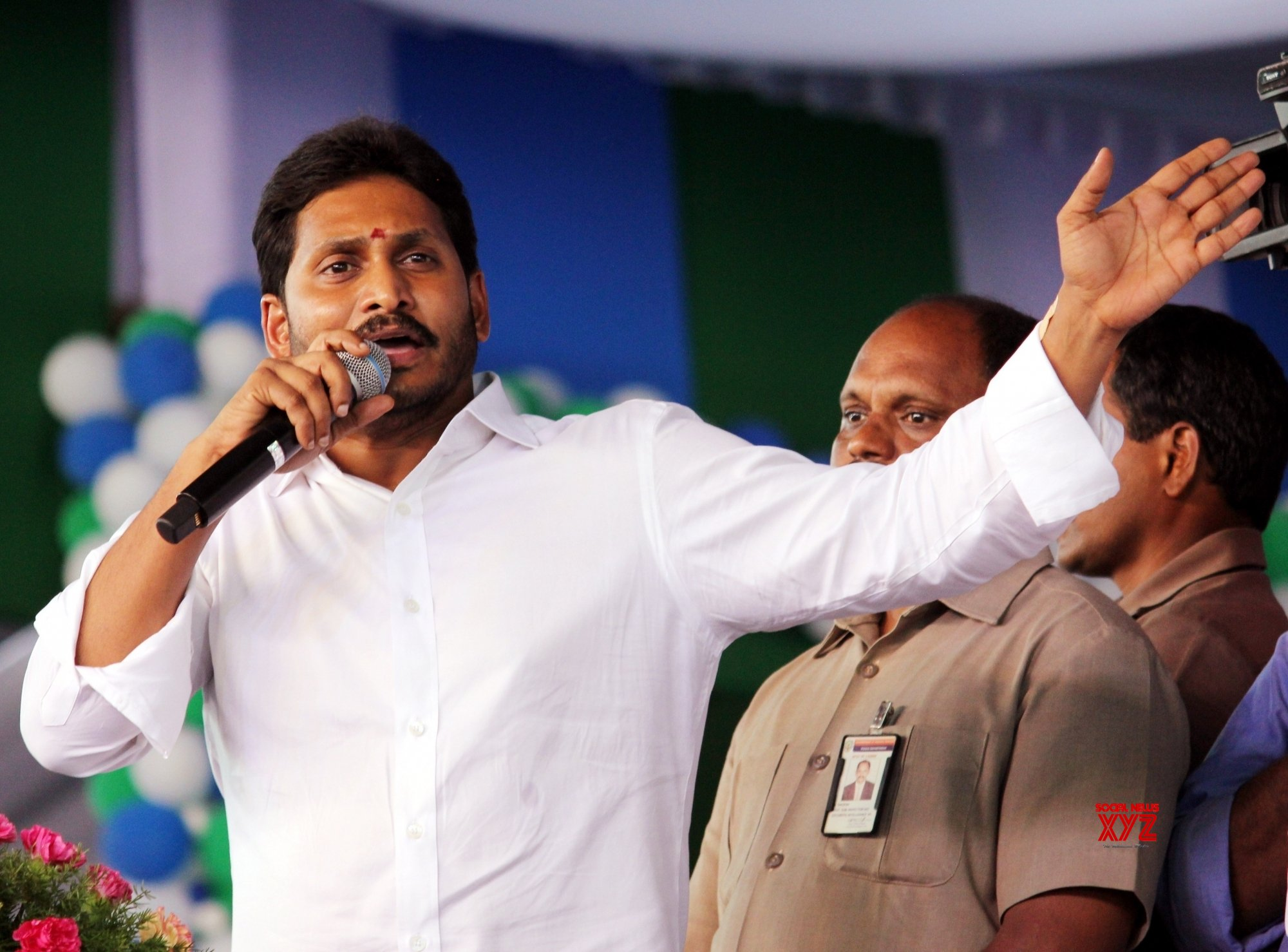 41 seats to BC's in YSRCP's assembly candidates list!