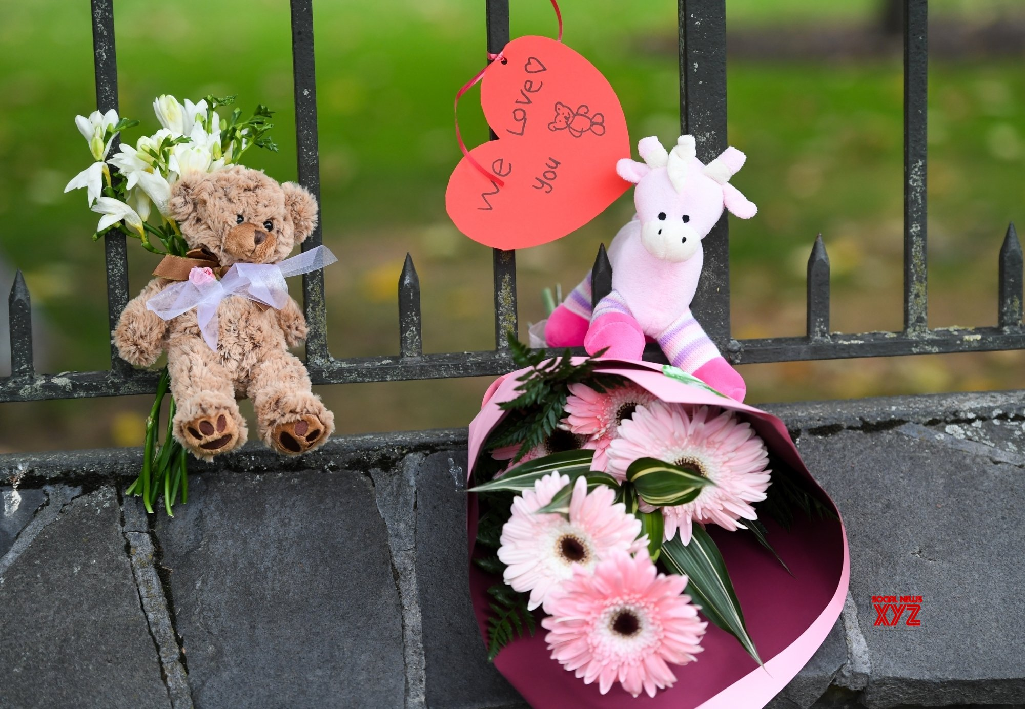 NEW ZEALAND - CHRISTCHURCH - ATTACKS - MOURNING #Gallery