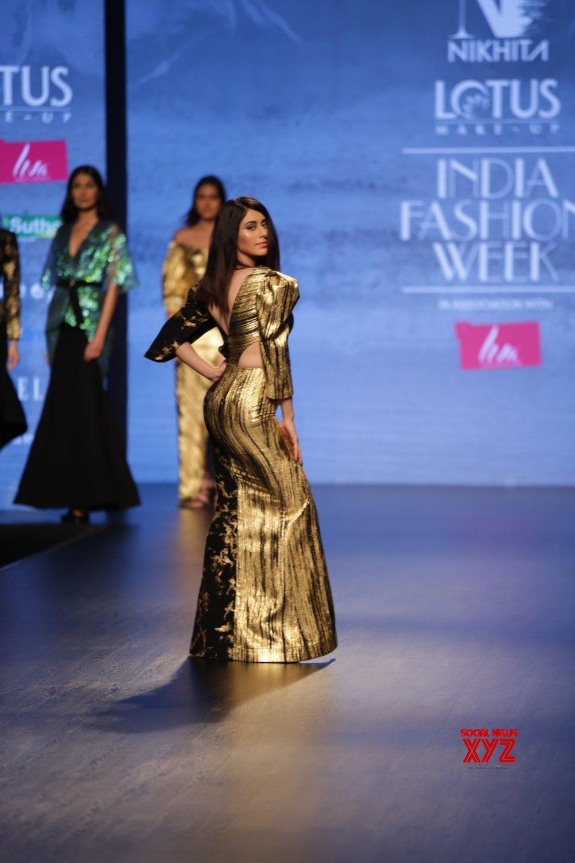 New Delhi: Lotus India Fashion Week - Day 4 - Nikhita Tandon (Batch - 4) #Gallery