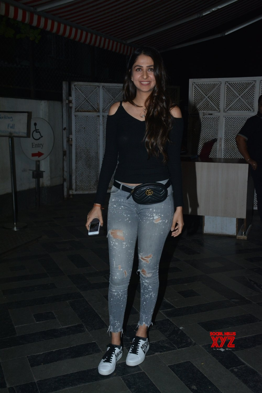 Mumbai: Malvika Raaj seen at Bandra #Gallery