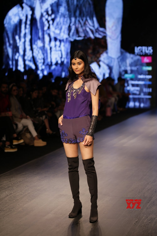 New Delhi: Lotus India Fashion Week - Day 4 - Kommal Sood (Batch - 1) #Gallery