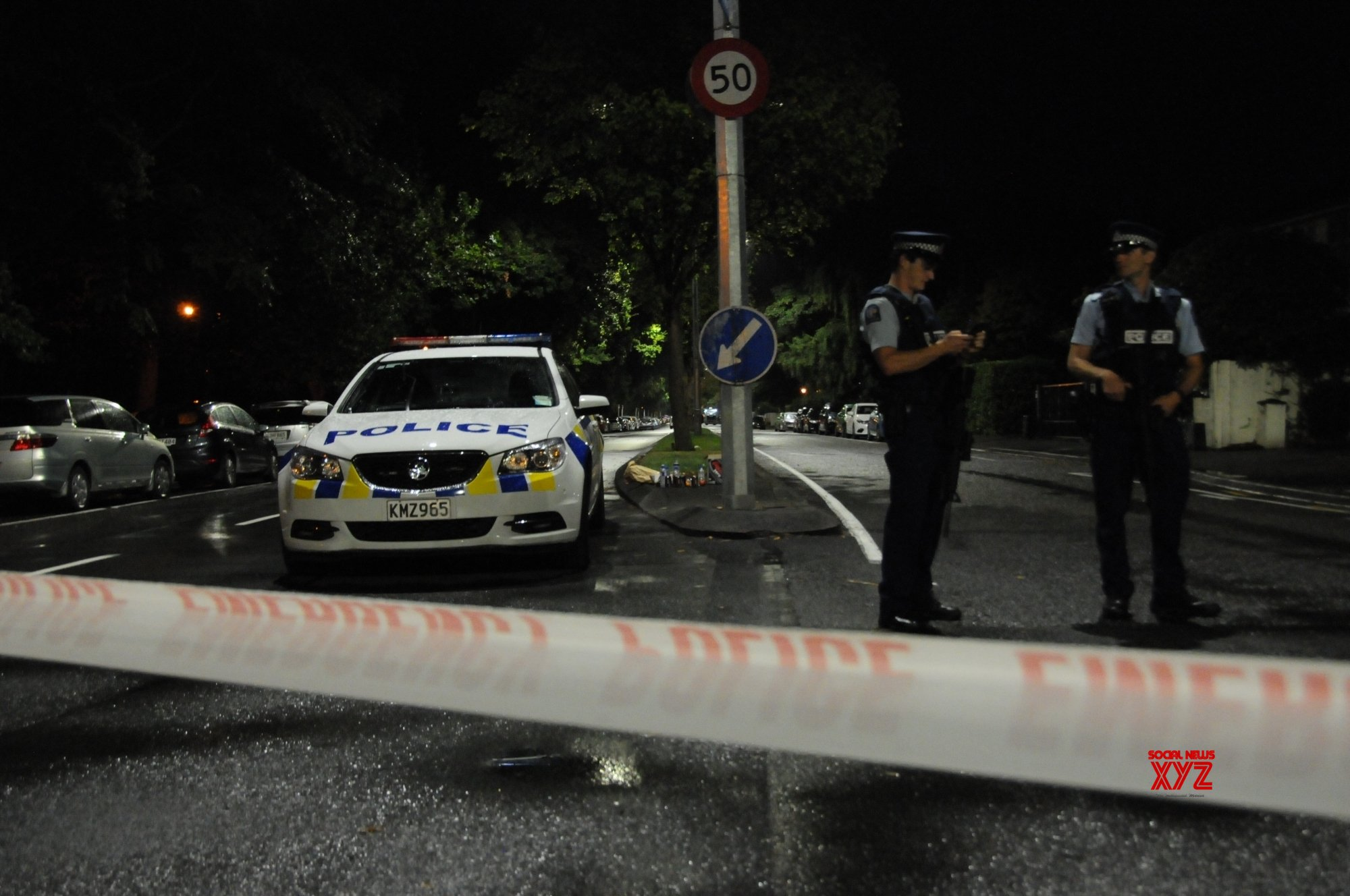 Christchurch carnage suspect charged with murder