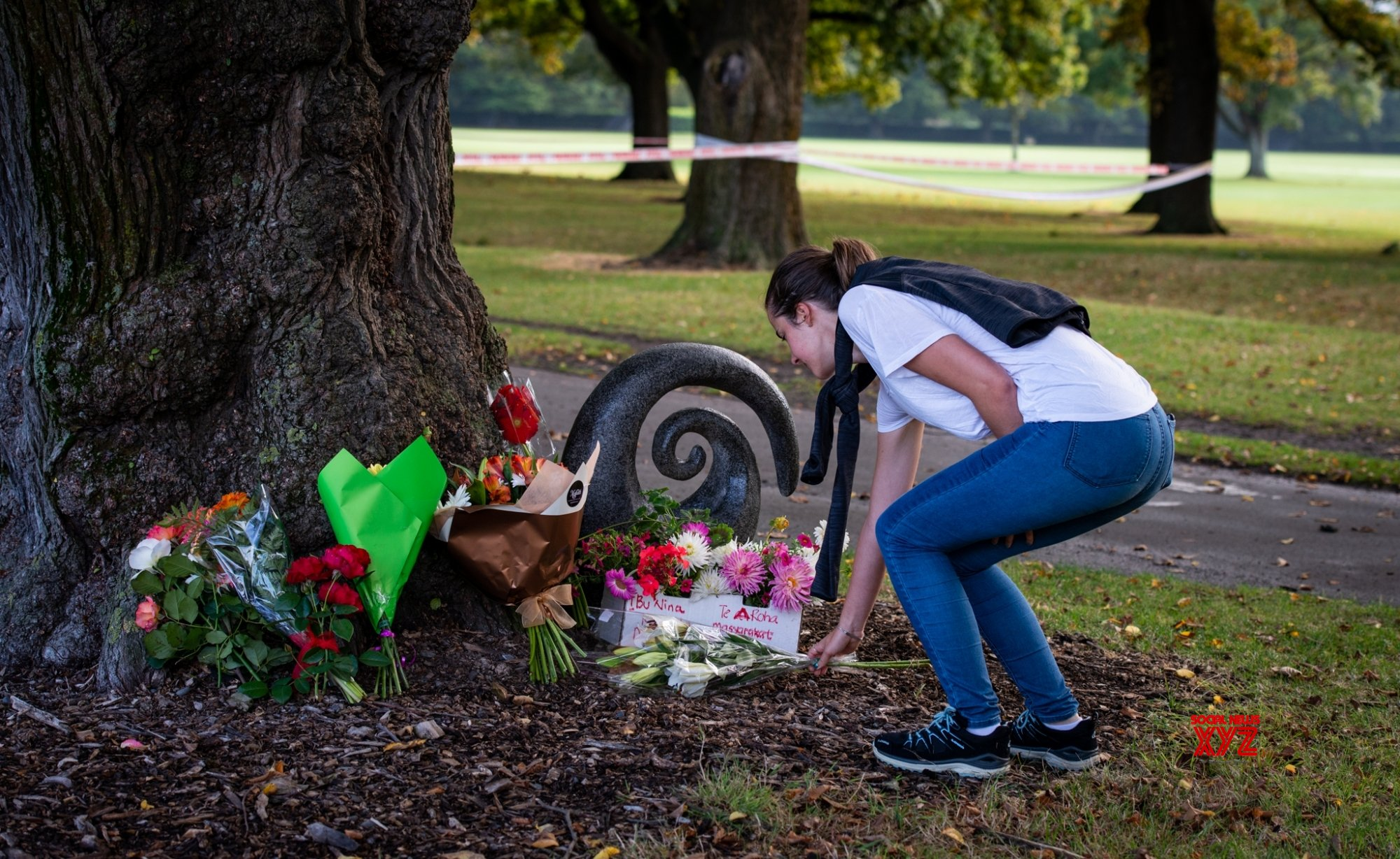 NEW ZEALAND - CHRISTCHURCH - ATTACKS - AFTERMATH #Gallery