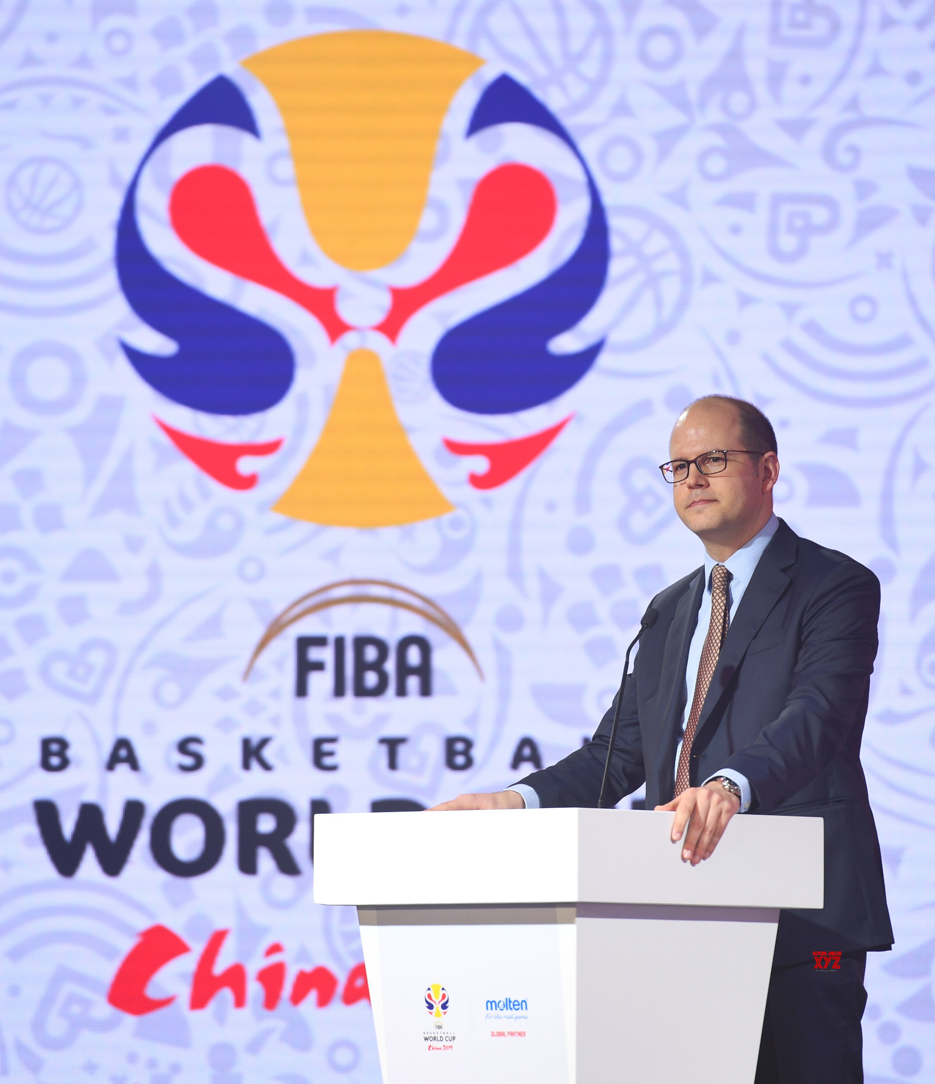 CHINA - SHENZHEN - BASKETBALL - FIBA 2019 WORLD CUP - OFFICIAL BALL #Gallery