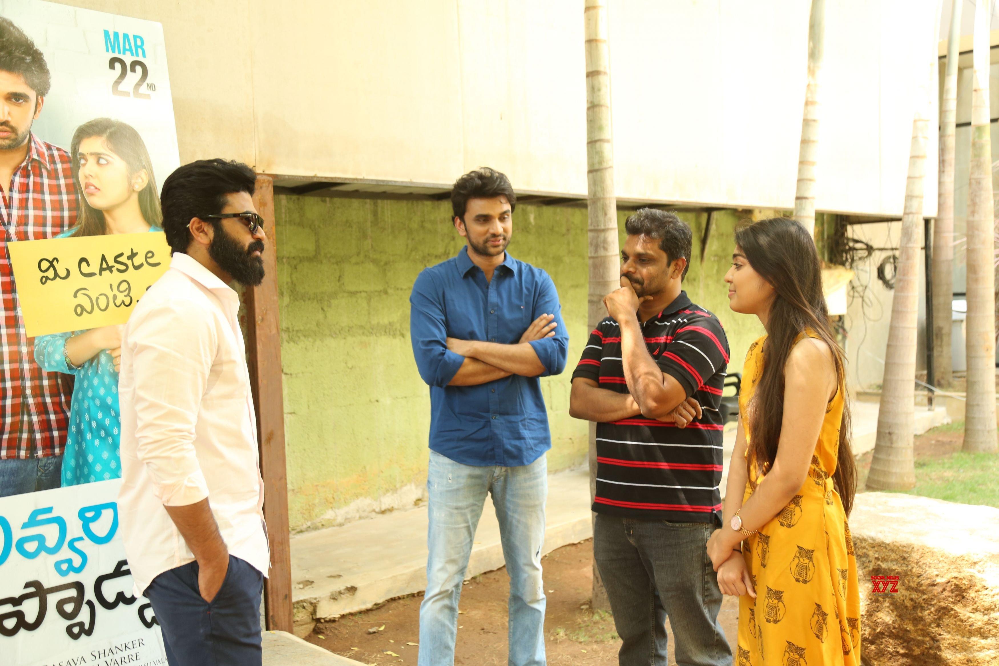 Evariki Cheppodu Movie Trailer Launch By Sharwanand HD Gallery