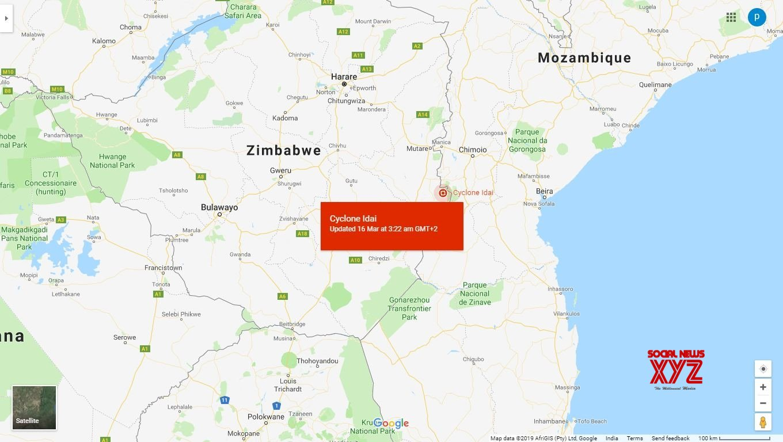 24 dead as Cyclone Idai wreaks havoc in Zimbabwe