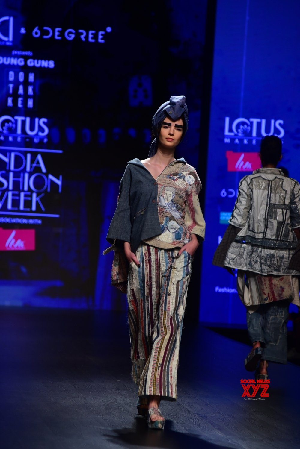 New Delhi: Lotus India Fashion Week - Day 4 - Doh Tak Keh (Batch - 1) #Gallery