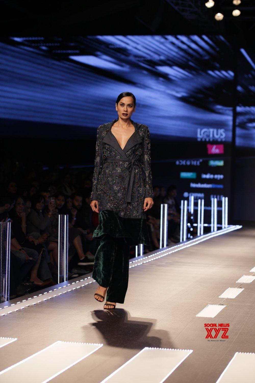 New Delhi: Lotus India Fashion Week - Day 3 - Namrata Joshipura (Batch - 1) #Gallery