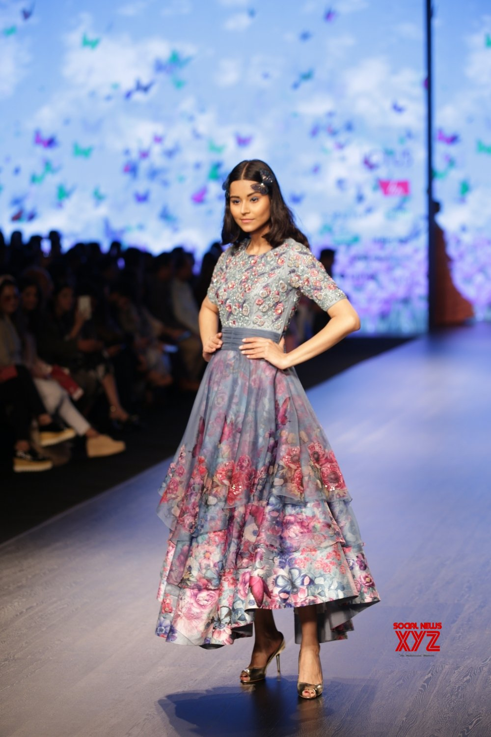 New Delhi: Lotus India Fashion Week - Day 4 - Karishma Deepa Sondhi (Batch - 1) #Gallery