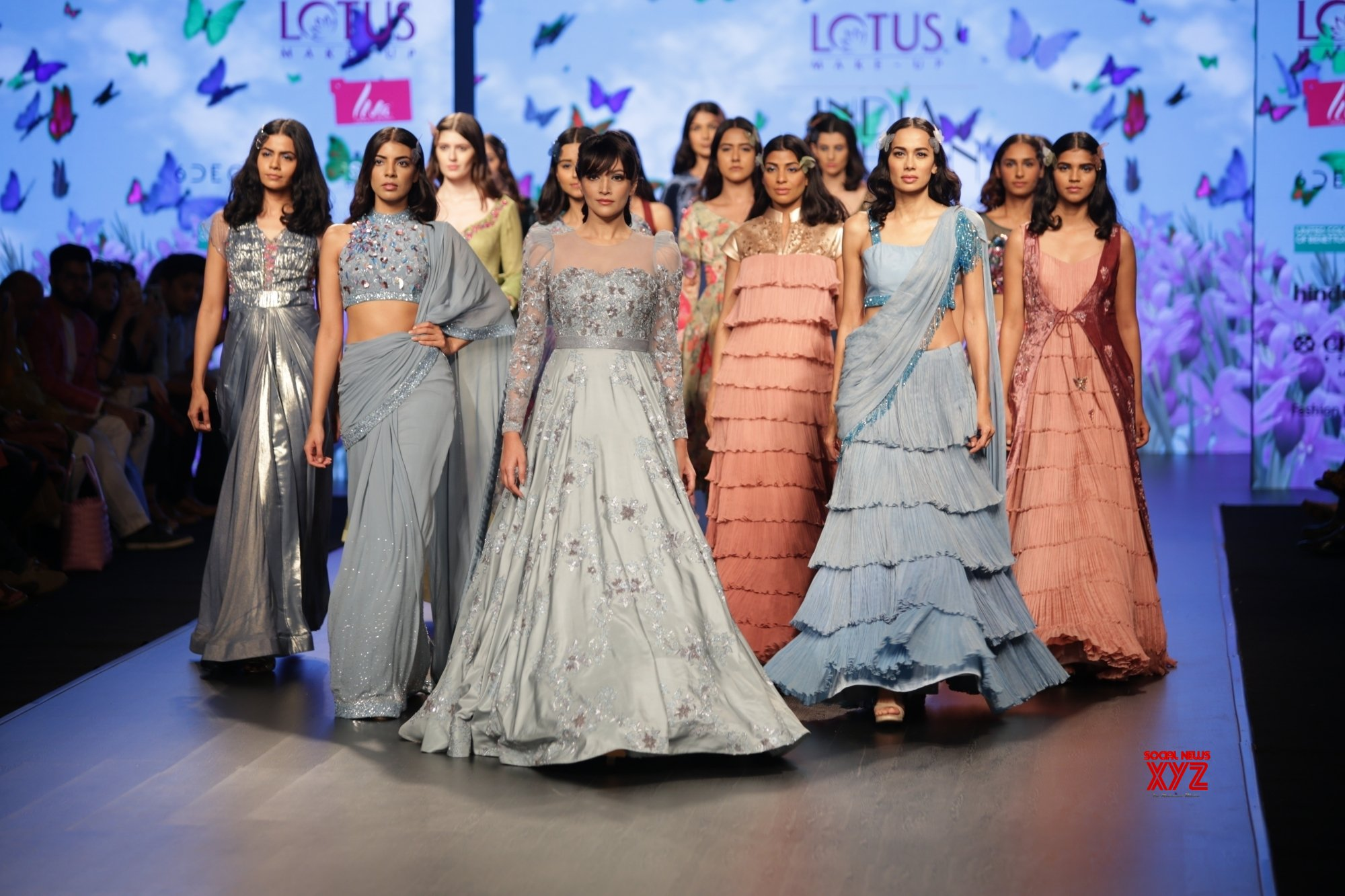 New Delhi: Lotus India Fashion Week - Day 4 - Karishma Deepa Sondhi (Batch - 5) #Gallery
