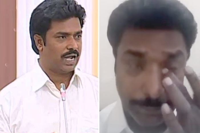 Puthalapattu MLA Dr. Suneel Kumar committed suicide after humiliated by Jagan!