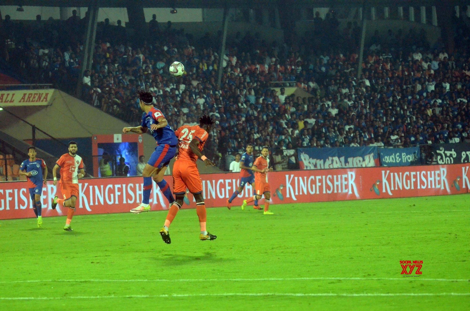 Bengaluru FC beat FC Goa to win maiden ISL title