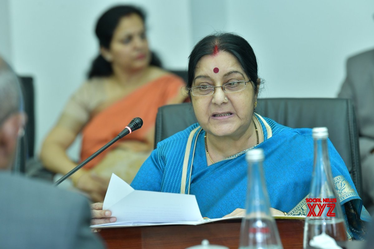 Male (Maldives): Bilateral talks and Joint Ministerial meeting - Sushma Swaraj #Gallery