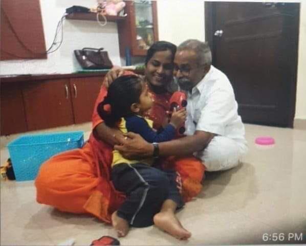YS Vivekananda Reddy has a second wife?