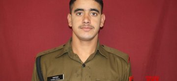 Jammu: 24 year old Yash Paul, who lost his life in ceasefire violation by Pakistan in Sunderbani sector of Rajouri district on March 21, 2019. (File Photo: IANS)