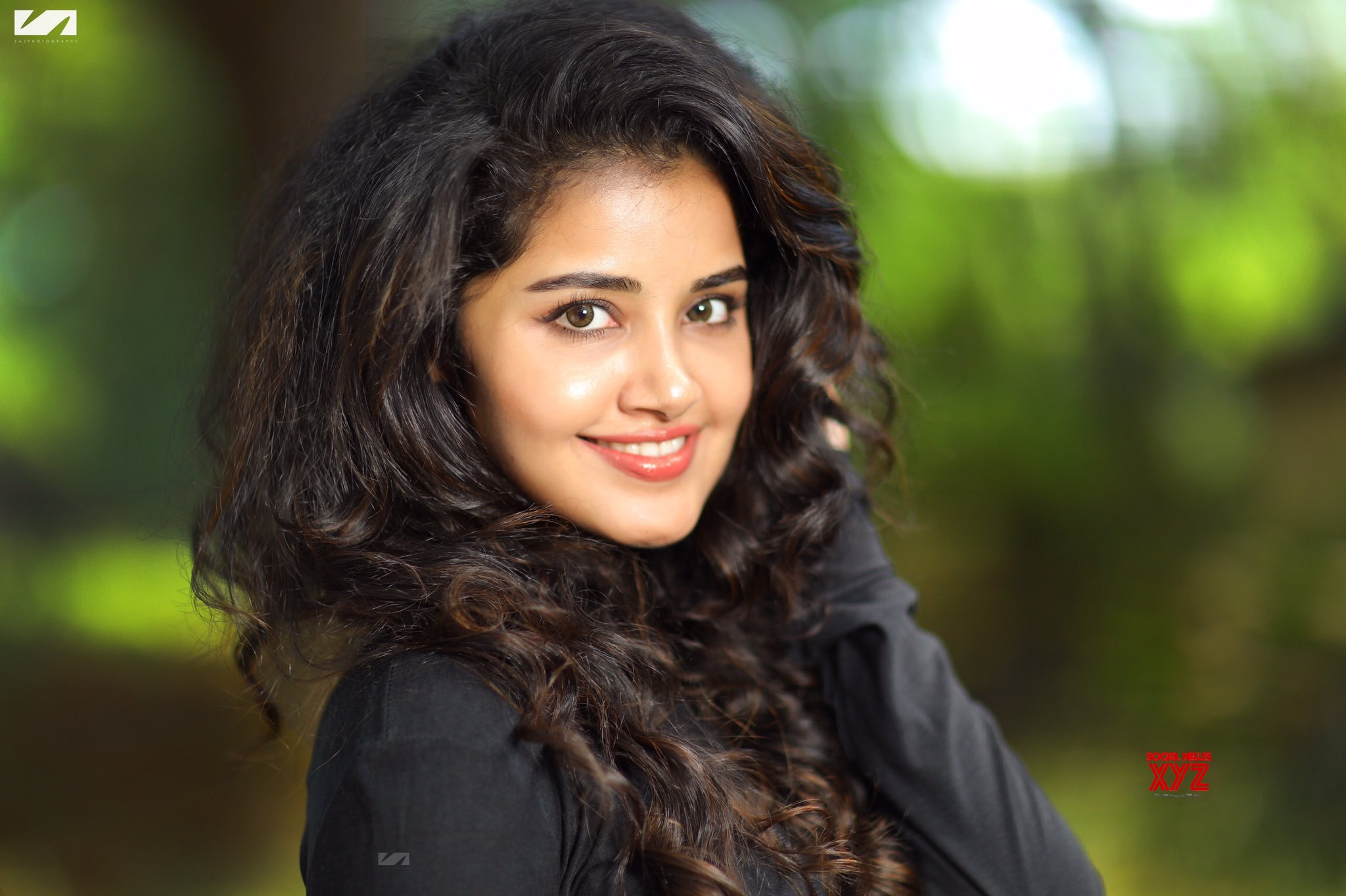 Actress Anupama Parameswaran Gorgeous New Stills