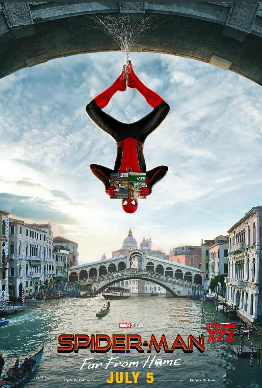 Spider-Man: Far From Home Movie New Poster