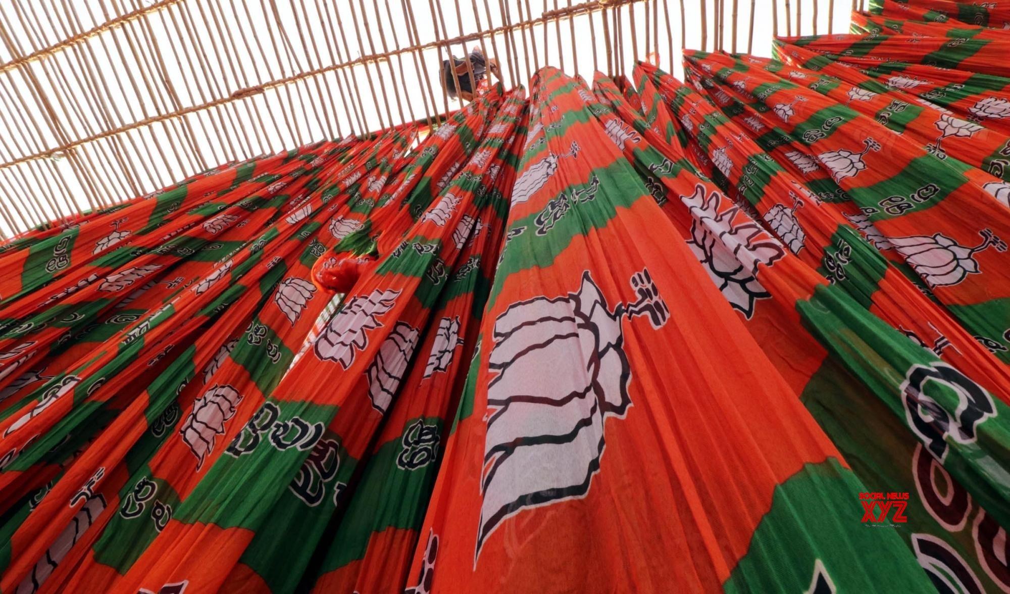 Kerala CPM members in Kovalam join BJP