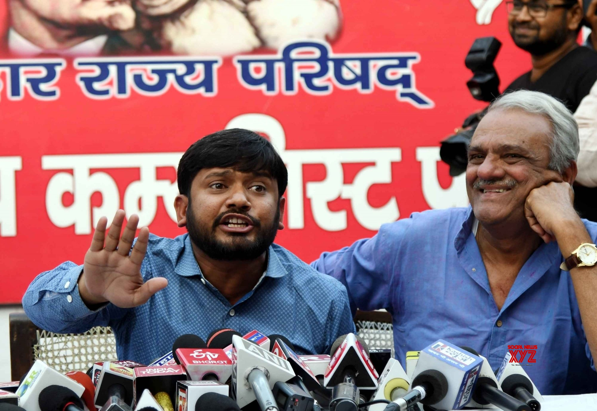 Split in anti-BJP votes may hamper Kanhaiya's chances in Begusarai