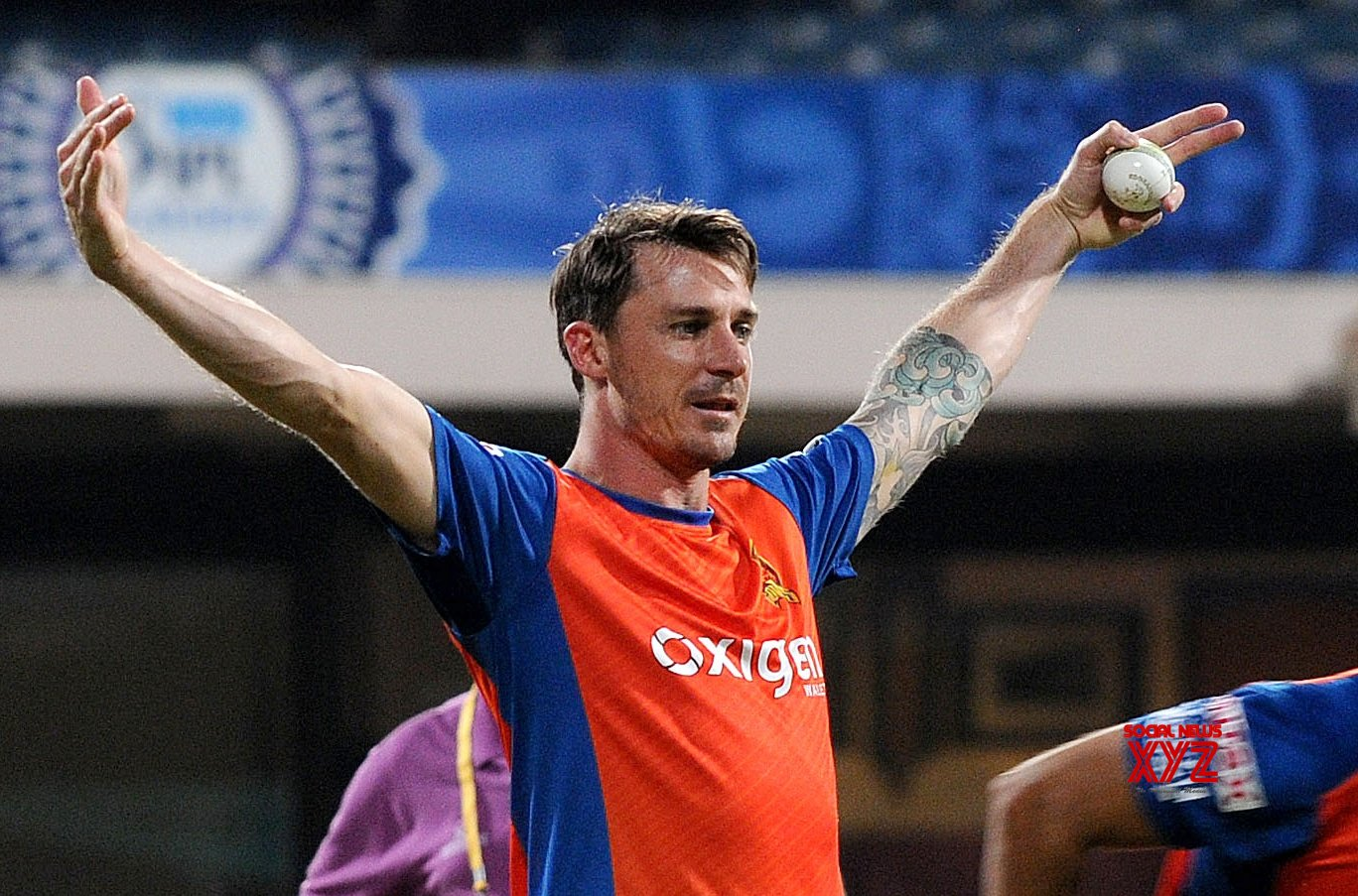 Dale Steyn to join Kandy Tuskers for LPL