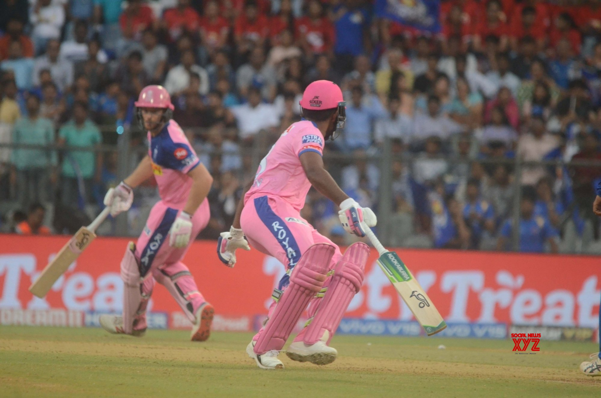 Royals seek revenge against Kings XI Punjab