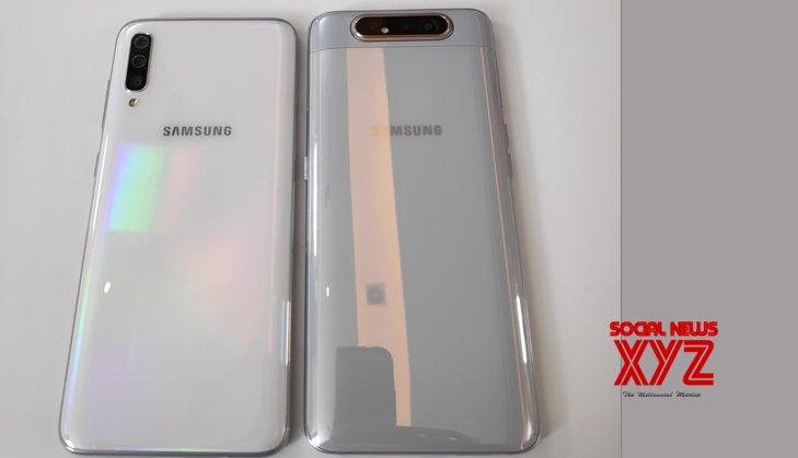 Samsung India to launch Galaxy A70 next week