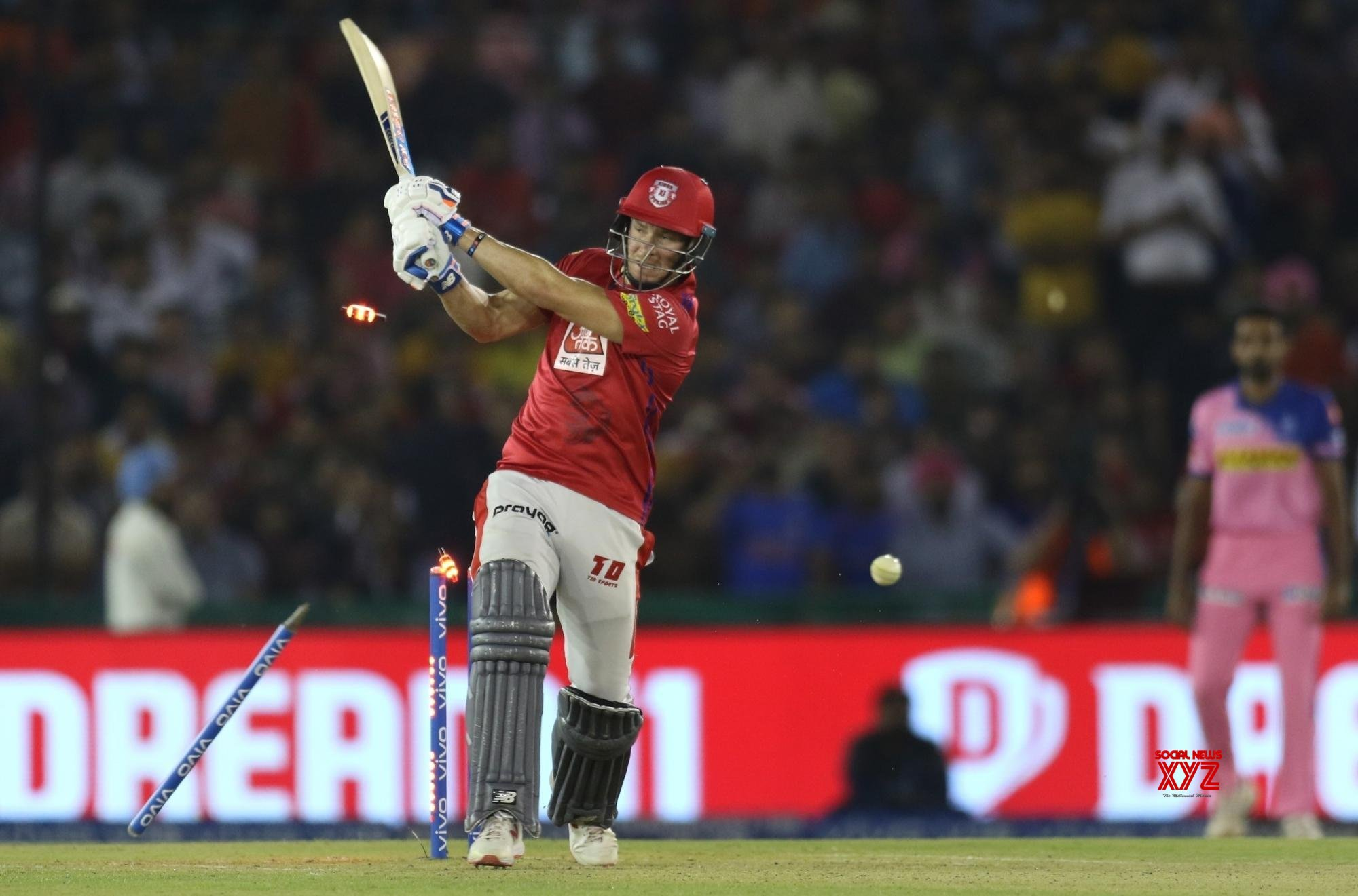 Mohali: IPL 2019 - Match 32 - Kings XI Punjab Vs Rajasthan Royals (Batch - 16) #Gallery