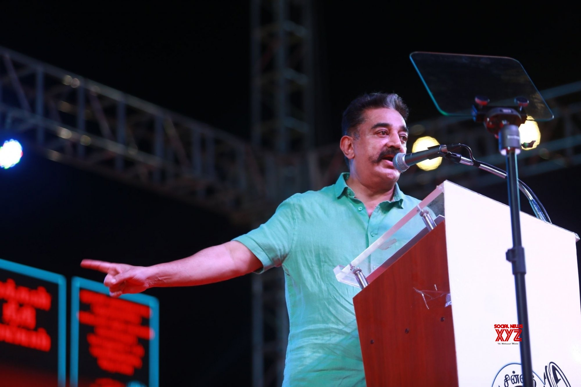 Quash sedition case for letter to PM, urges Kamal Haasan