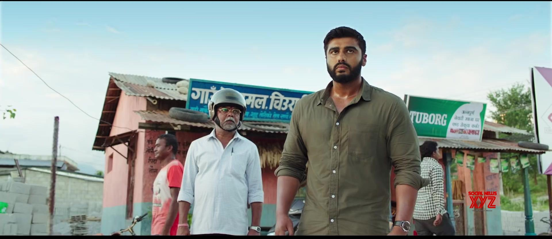 Arjun Kapoor's India's Most Wanted Movie Teaser Stills