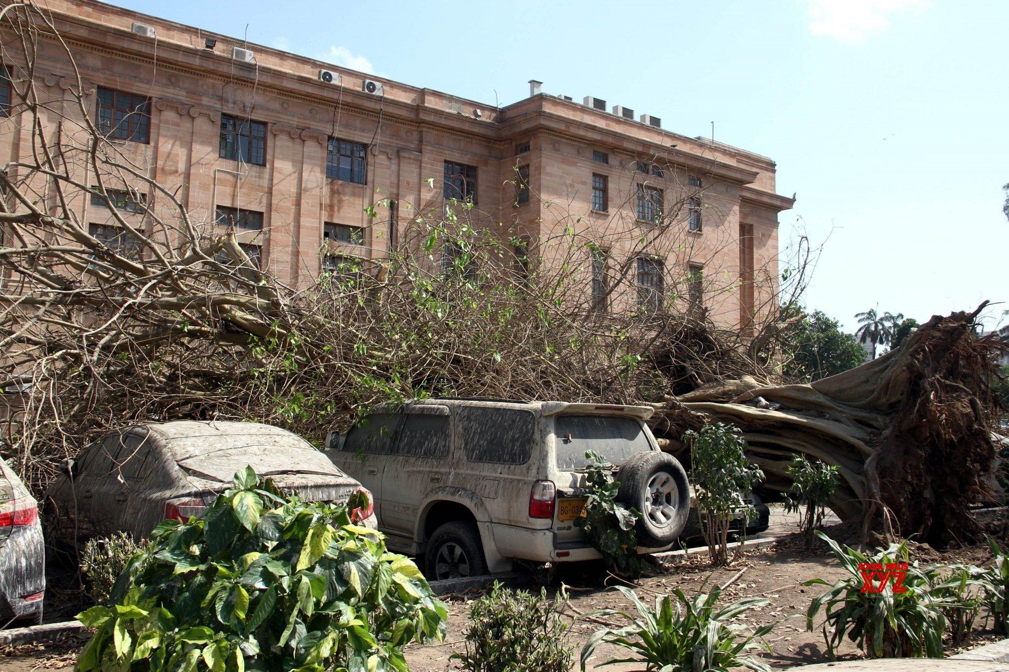 26 die as torrential rains, windstorm lash Pakistan