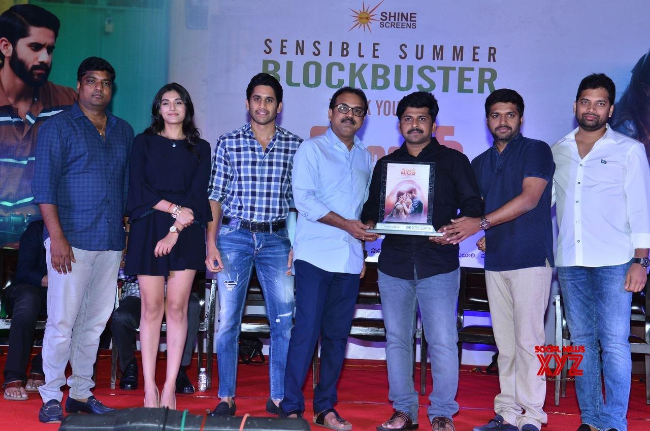 Majili Movie Success Celebrations Gallery Set 2