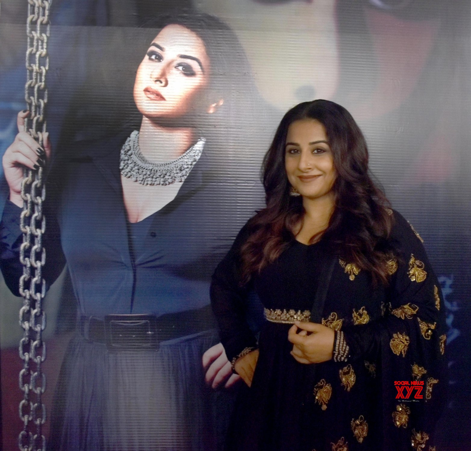 "Amritsar: Vidya Balan at ""The Change of Guard"" programme #Gallery"