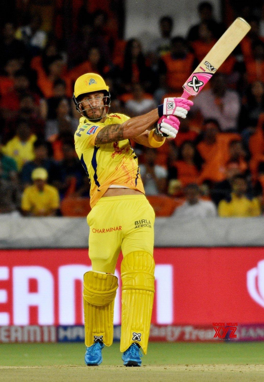 Hyderabad: IPL 2019 - Match 33 - Sunrisers Hyderabad Vs Chennai Super Kings (Batch - 2) #Gallery