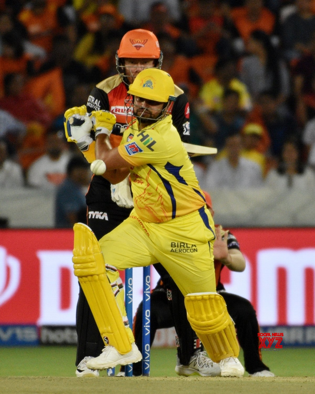 Hyderabad: IPL 2019 - Match 33 - Sunrisers Hyderabad Vs Chennai Super Kings (Batch - 13) #Gallery