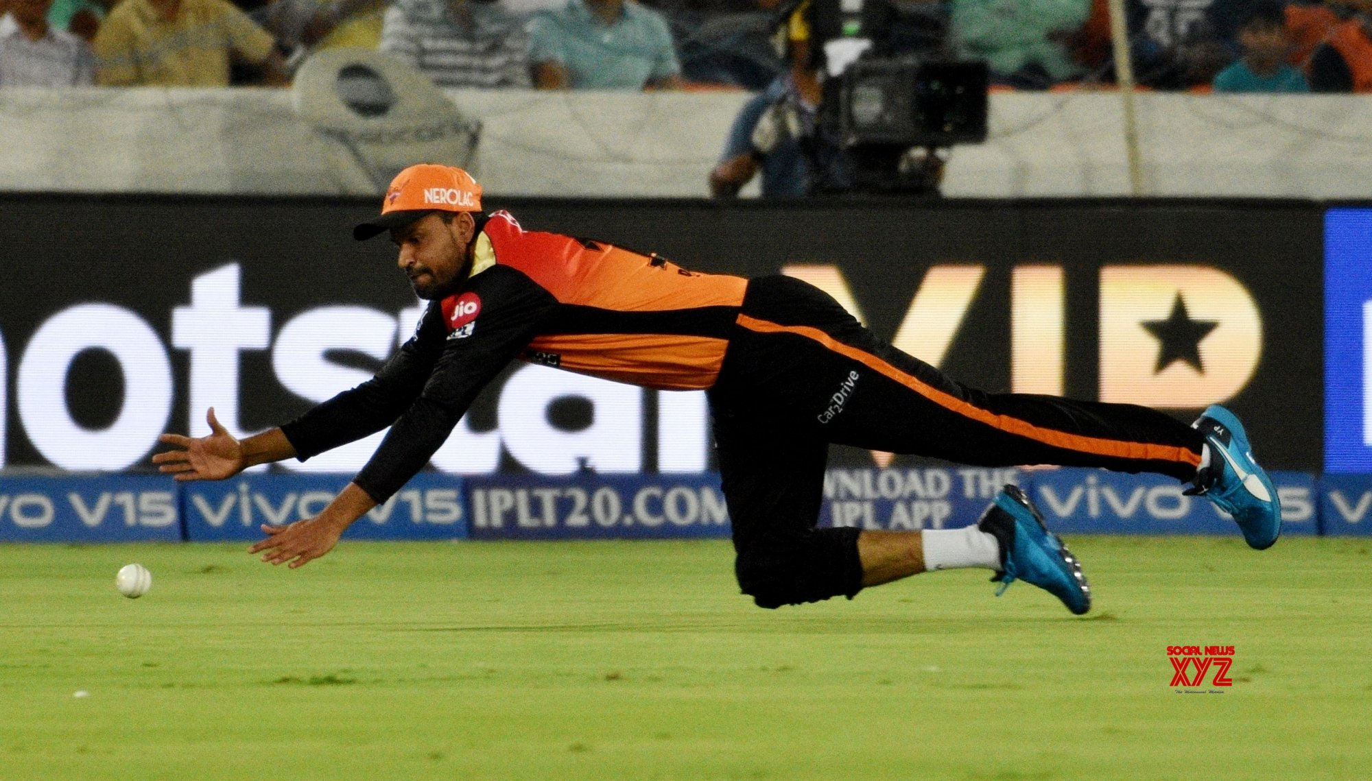 Hyderabad: IPL 2019 - Match 33 - Sunrisers Hyderabad Vs Chennai Super Kings (Batch - 4) #Gallery