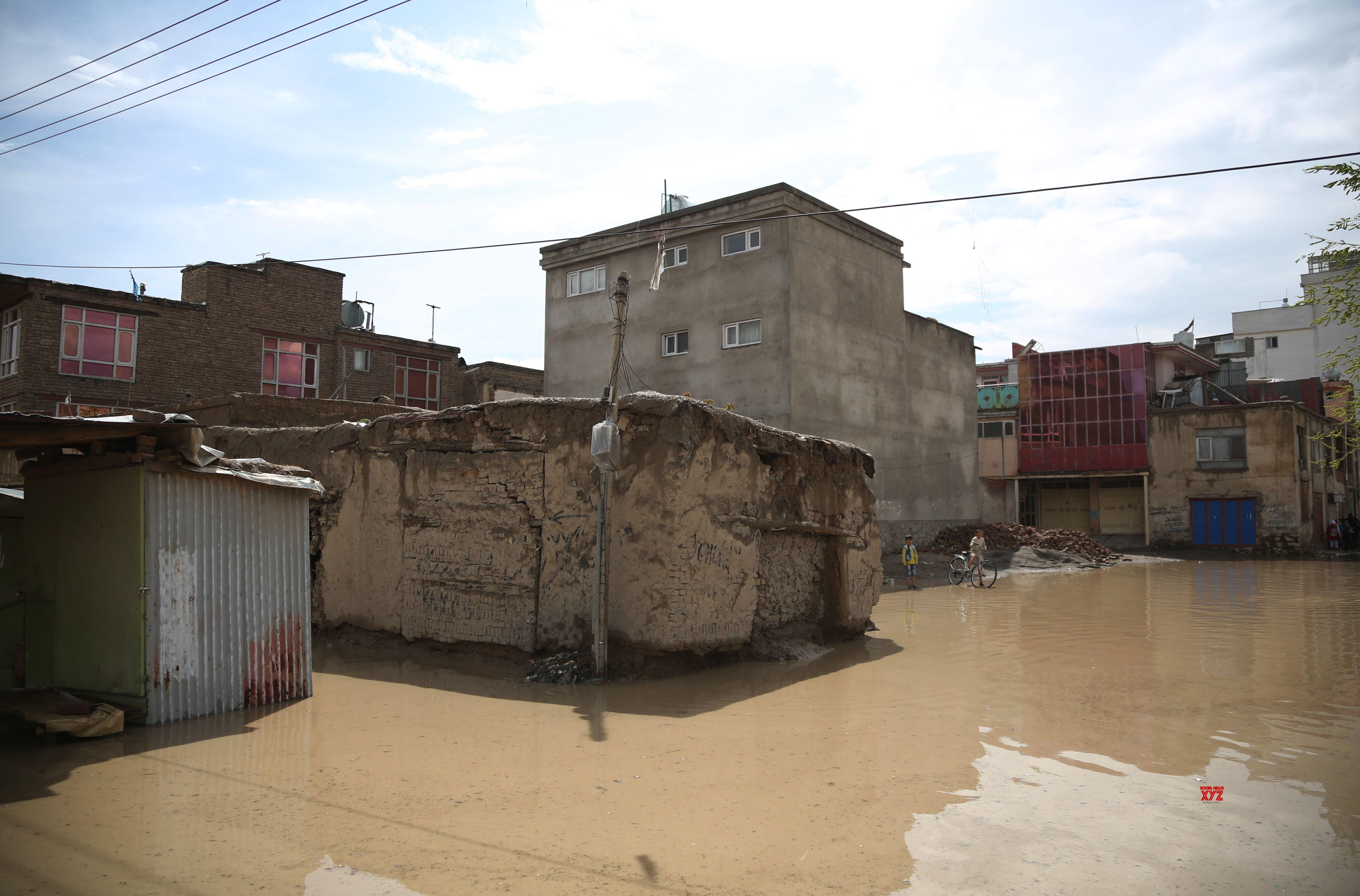 AFGHANISTAN - KABUL - FLOOD #Gallery