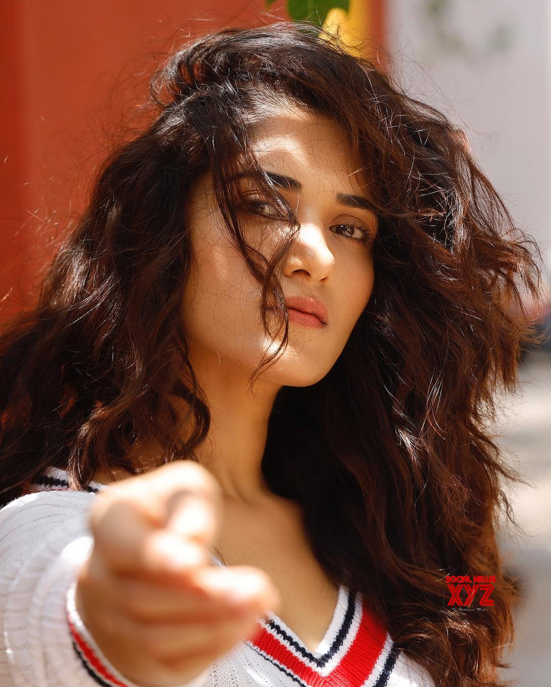Actress Ruhani Sharma Latest Glam Stills By Faizi Ali