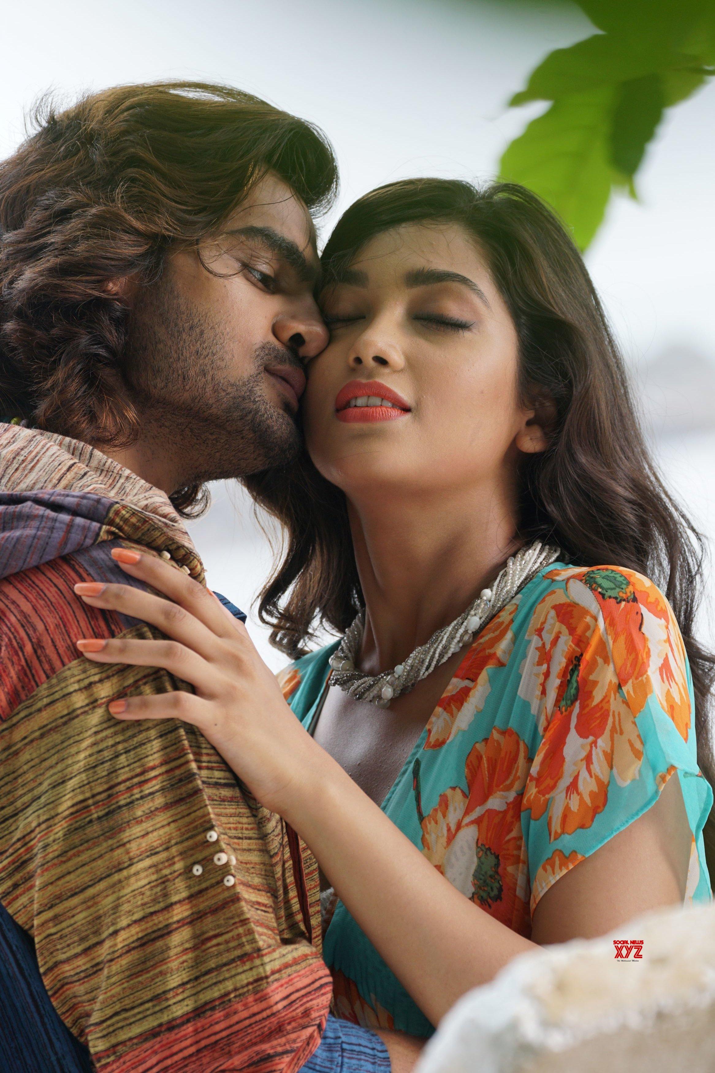 Hippi Movie Latest Romantic HD Stills