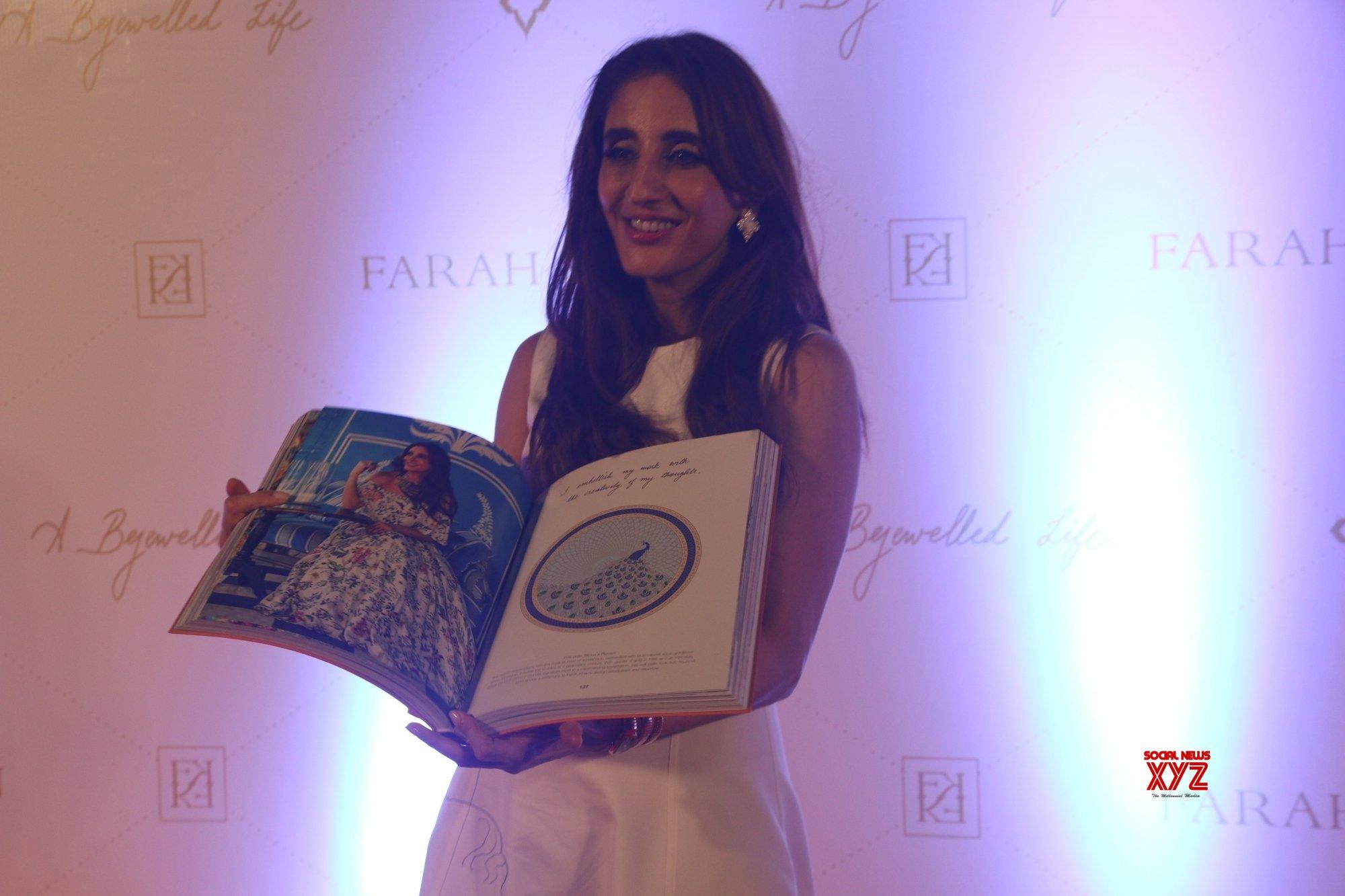 Mumbai: Farah Khan Ali's book launch (Batch - 1) #Gallery