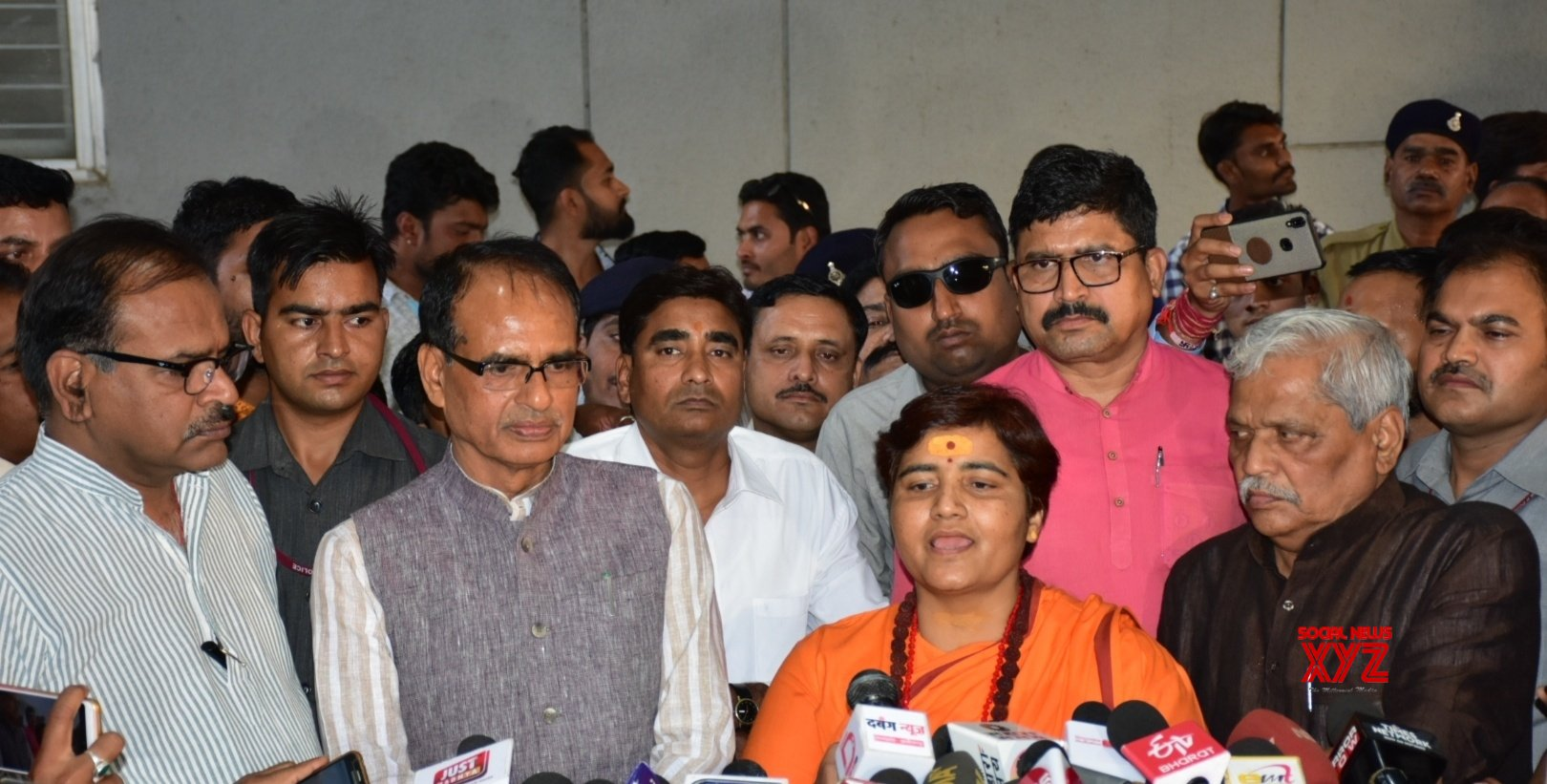 BJP names 4 more LS candidates from Madhya Pradesh
