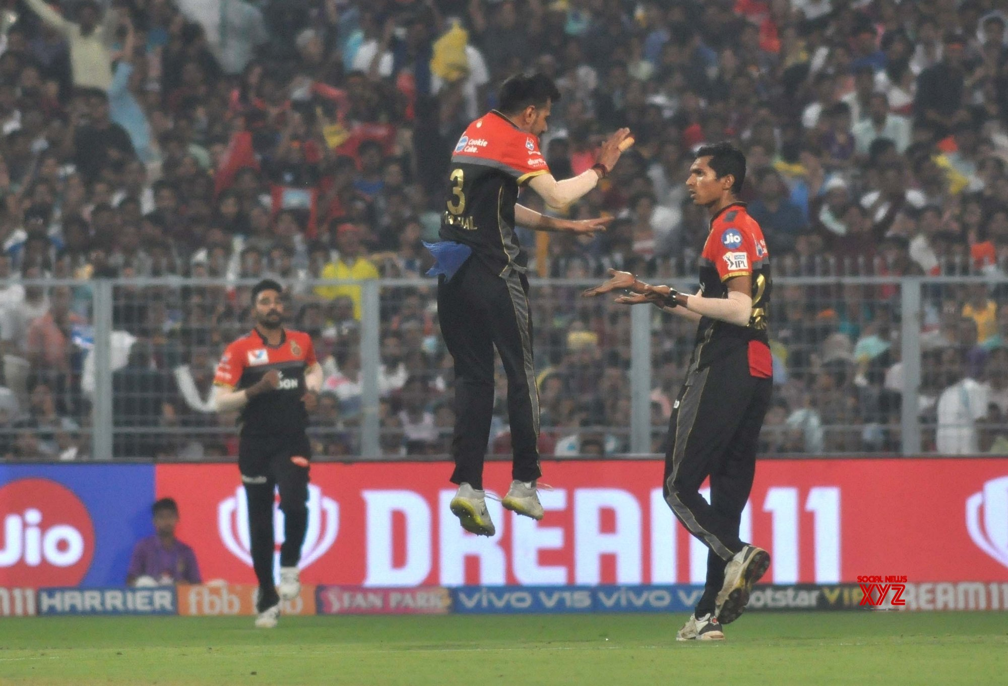Kolkata: IPL 2019 - Match 35 - Kolkata Knight Riders Vs Royal Challengers Bangalore (Batch - 17) #Gallery