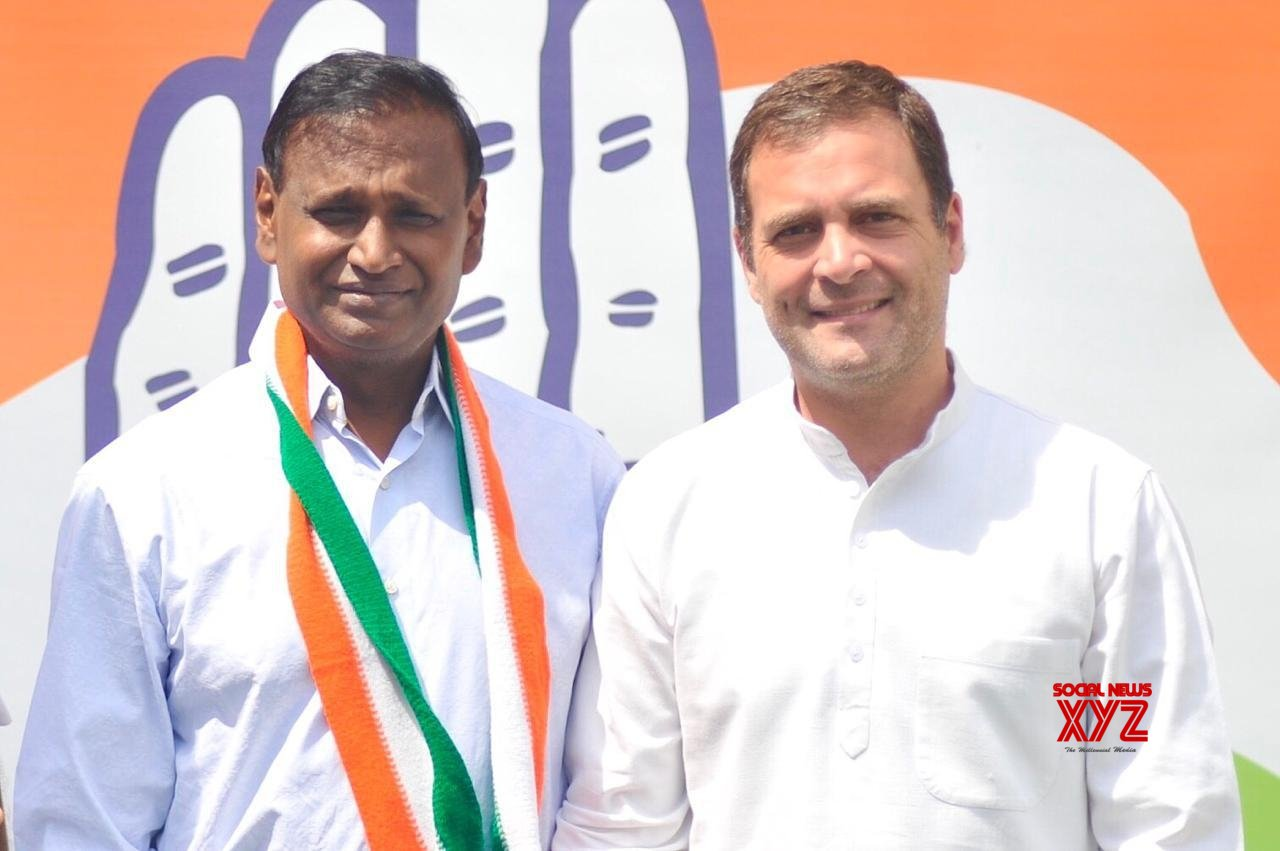 Cong agitation panel holds first meet, Udit Raj proposes Rahul as President