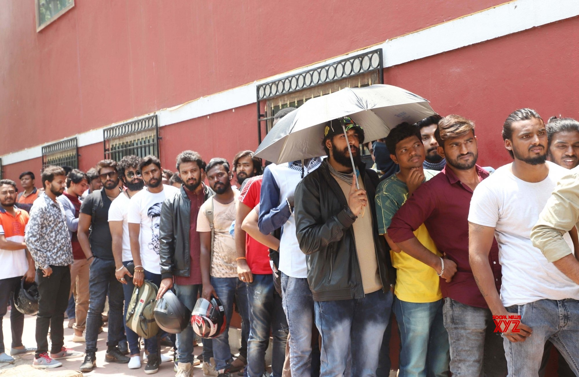 Bengaluru: 'KGF Chapter 2' auditions #Gallery - Social News XYZ